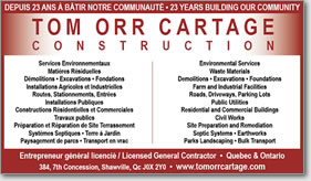 Tom Orr Cartage